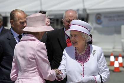 Her Majesty the Queen's Royal Visit 1