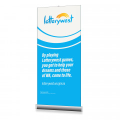 Pull Up Banner (1000mm x 2100mm)